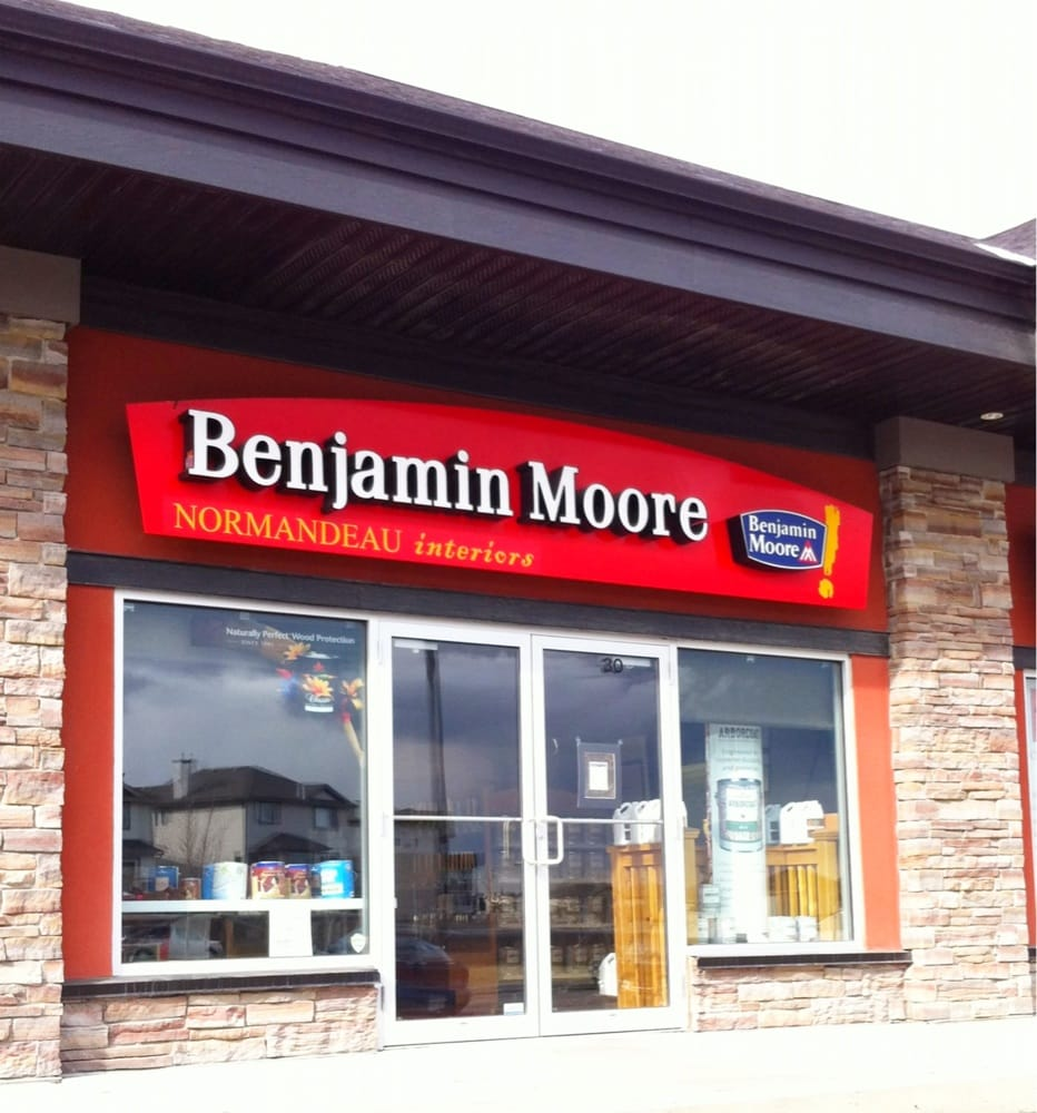 Benjamin Moore Paints  CLOSED  Hardware Stores  28