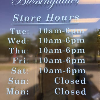 Blessingdales Gift Thrift And Furniture Galore Store