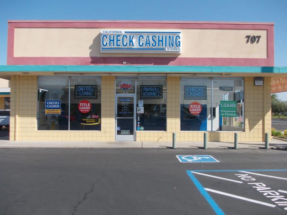 Photos for California Check Cashing Stores  Yelp