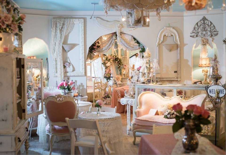 Venue available for Tea Partys Bridal showers Baby
