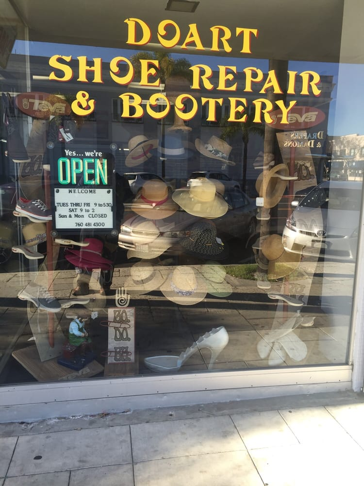 Photos for Doart Shoe Repair - Yelp