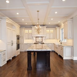 custom kitchens stainless steel kitchen garbage can amish 52 photos bath 6756 n harlem photo of chicago il united states