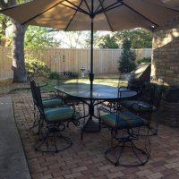 wrought iron patio furniture dallas  Roselawnlutheran