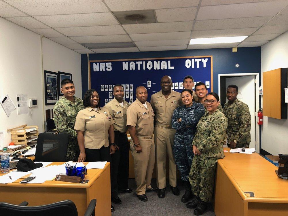 navy recruiting 10 reviews
