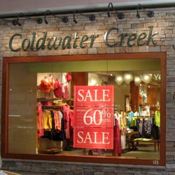 Cold Creek Clothing Sale