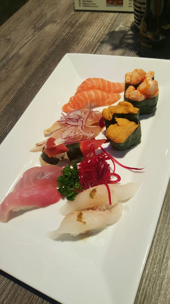 Good Sushi Restaurants Near Me