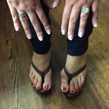 Photo Of Royal Nails Boutique Dallas Tx United States Lee And Her