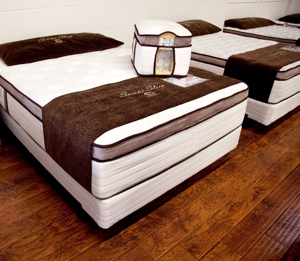Our staff is specially trained in mattress construction