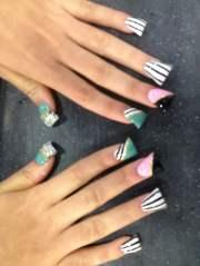 flare nails sactown