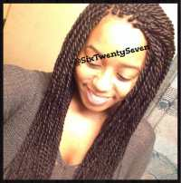 Senegalese twists done by Jamilah @ Tombouctou African ...