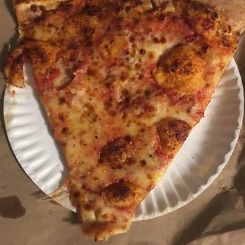 Boston Kitchen Pizza United States Slice Cheese