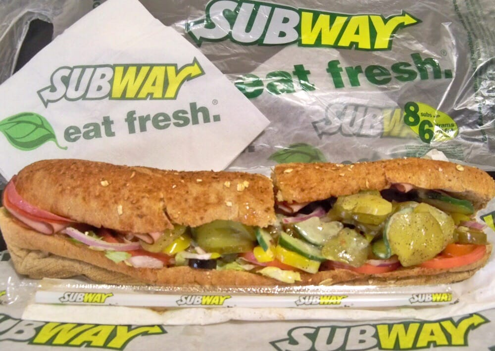 Subway Near Me Current Location How Close Near Me