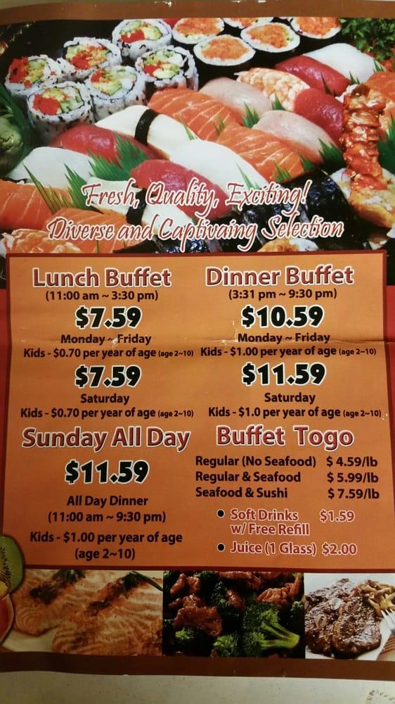 Buffet Near Me West Covina