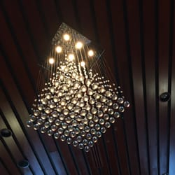 Photo Of Pho House Dallas Tx United States Beautiful Chandeliers All Over