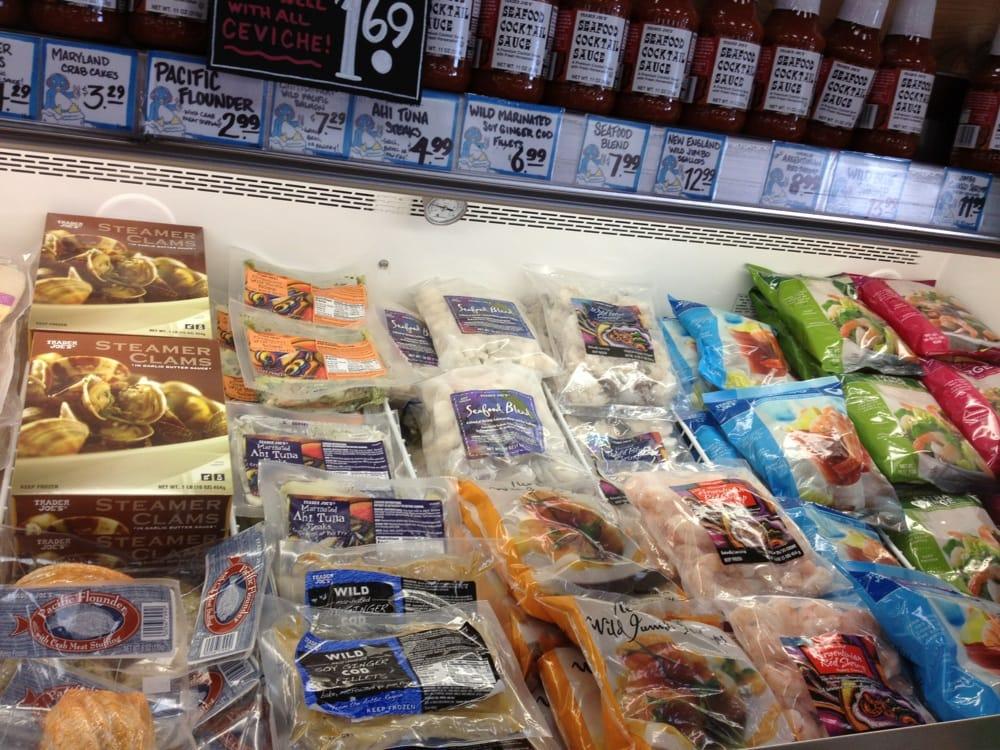 Trader Joe's frozen food - Yelp