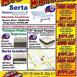 Photo Of Mighty Mattress Stuart Fl United States Prices Are Priceless