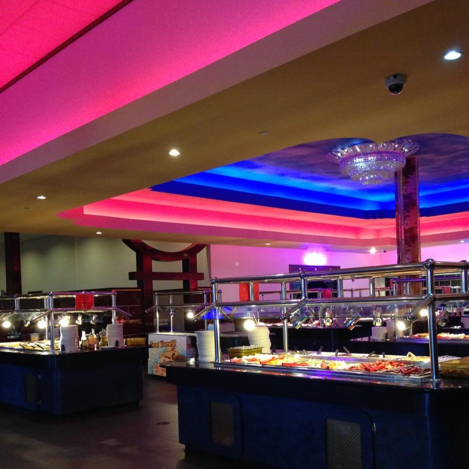 Chinese Buffet All You Can Eat Near Me