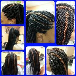 Tatas African Hair Braiding & Weaving