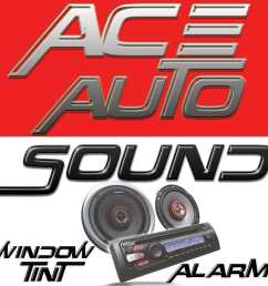 photo of ace auto sound tint alarm paramount ca united states  [ 1000 x 1000 Pixel ]
