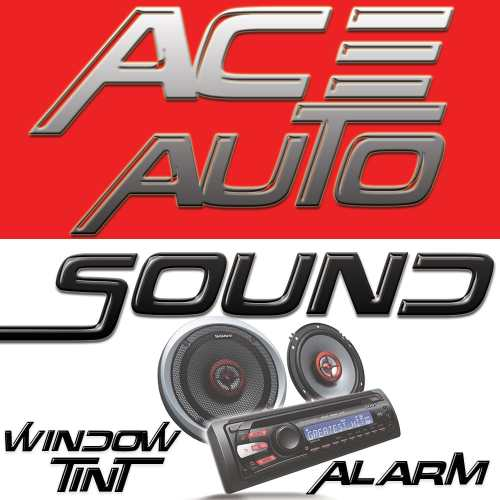 small resolution of photo of ace auto sound tint alarm paramount ca united states