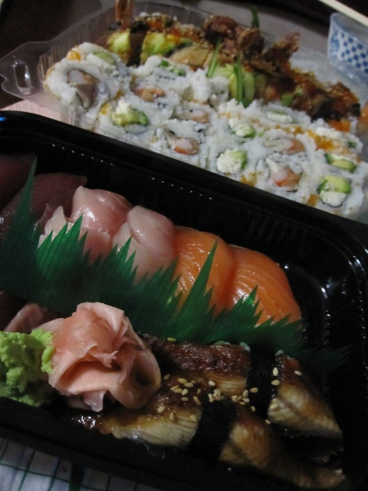 Find Me Sushi Restaurant Near Me