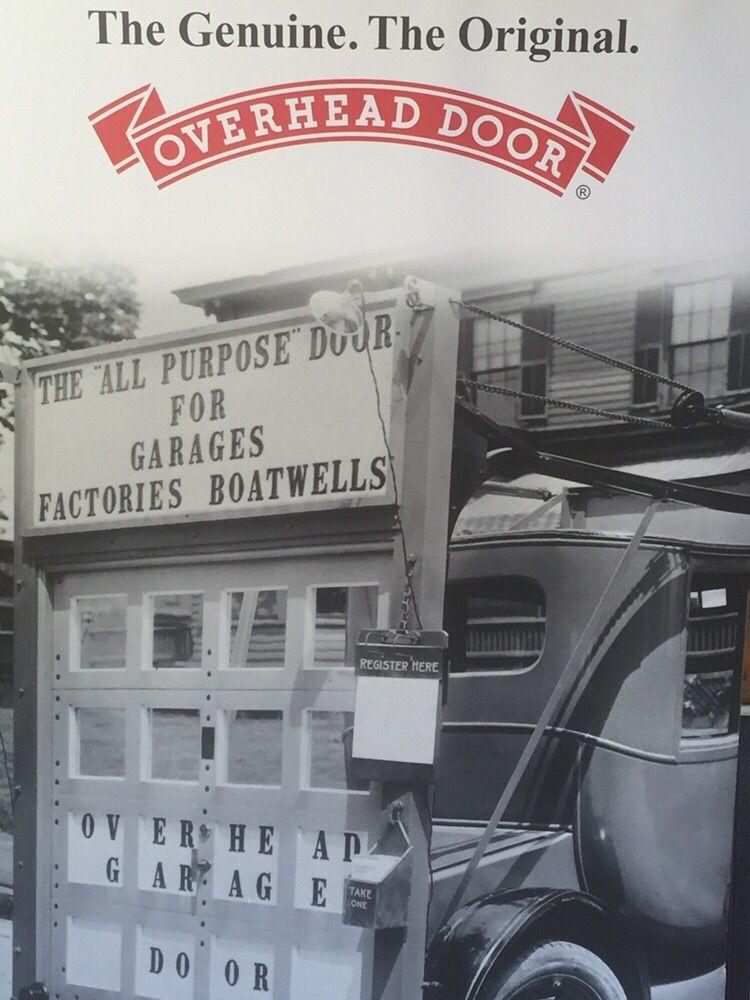 Overhead Door Company of Fort Worth  Garage Door Services