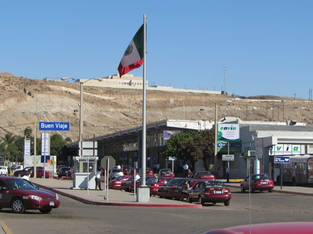 Buses To Otay Mesa Border Crossing