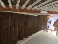 dark walnut stairs - Yelp