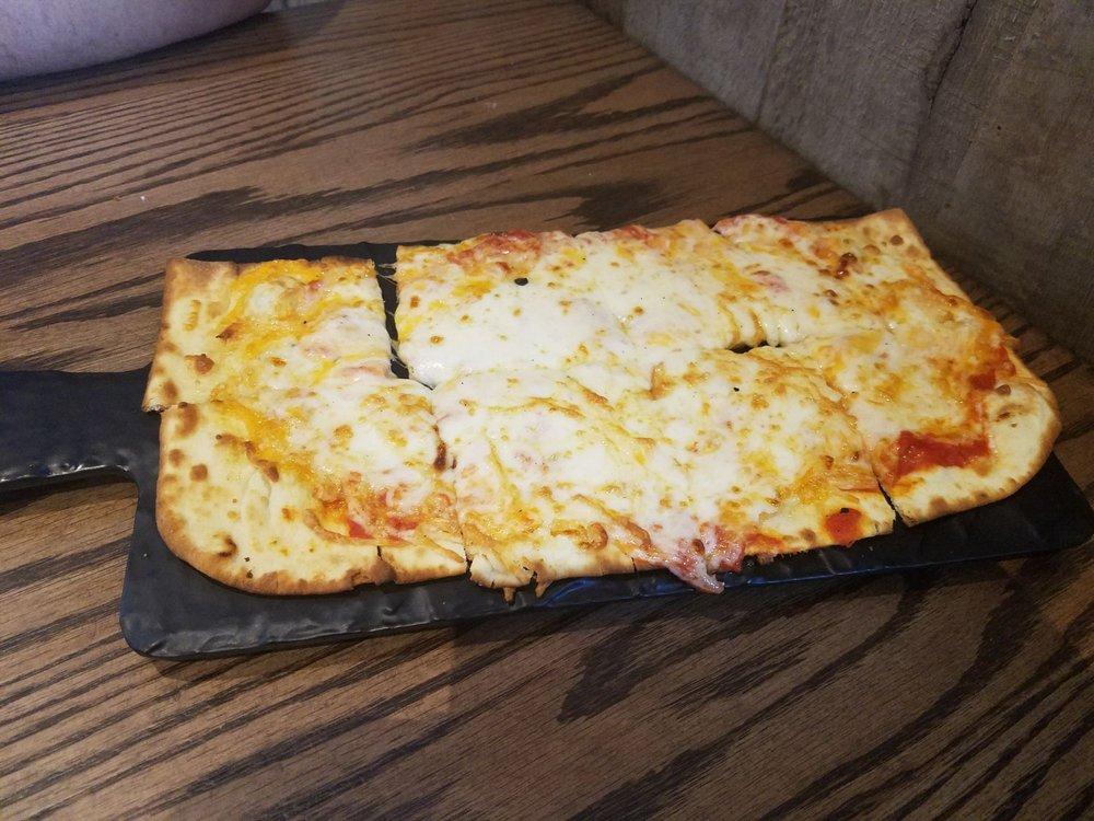 5 cheese flatbread  Yelp
