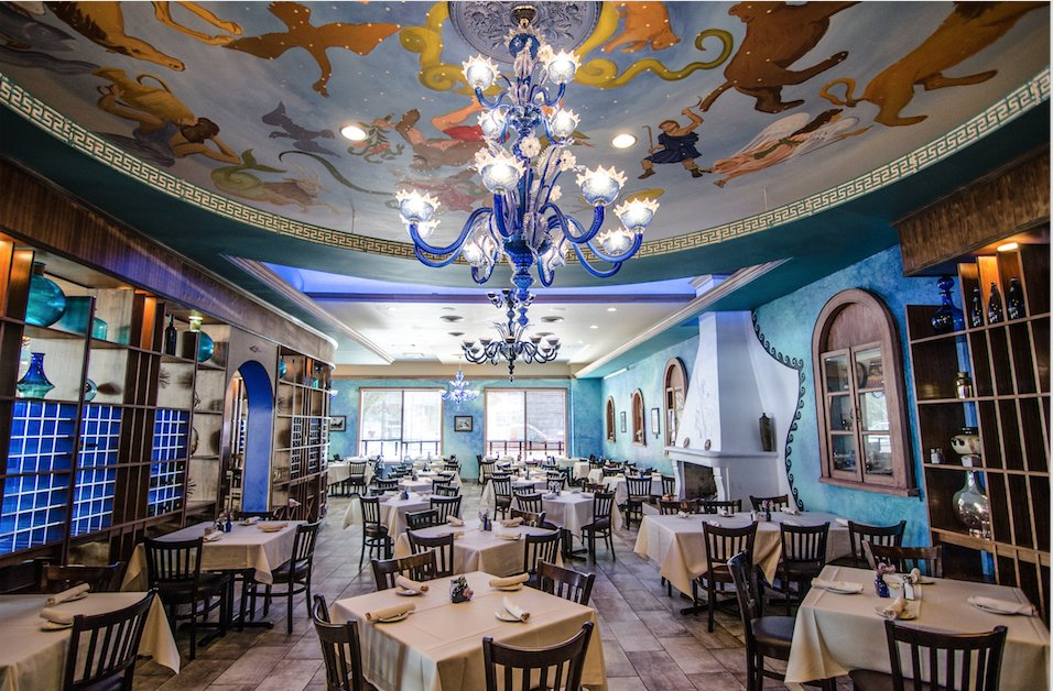 Find Greek Restaurants Near Me