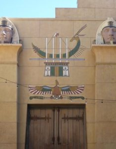 Photo of egyptian theatre los angeles ca united states  side door also photos  reviews cinema rh yelp