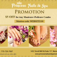 Princess Nails & Spa - 23 Photos & 41 Reviews - Nail ...