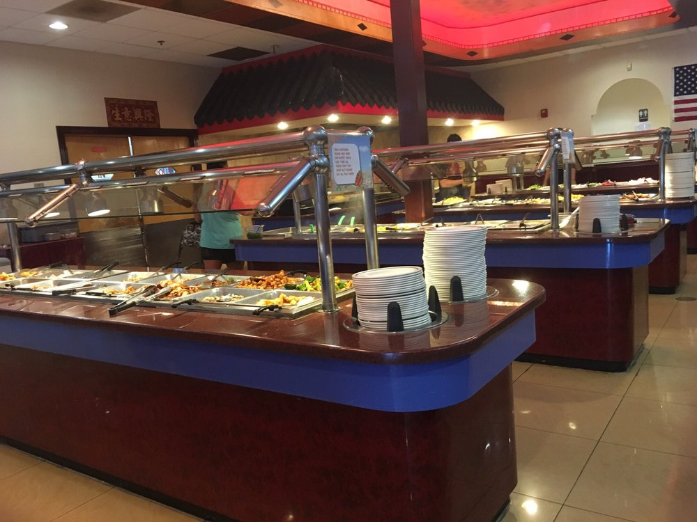Buffet Food Places Near Me