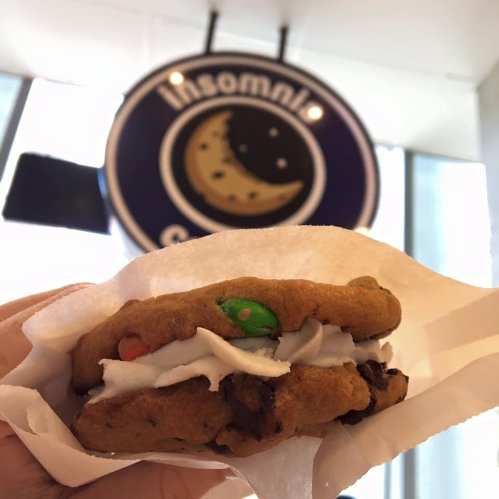 Image result for insomnia cookies