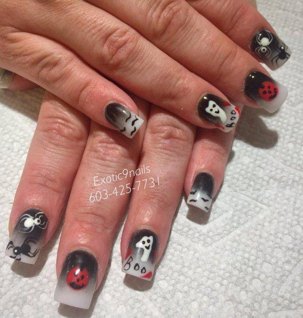 Exotic 9 Nails - Yelp