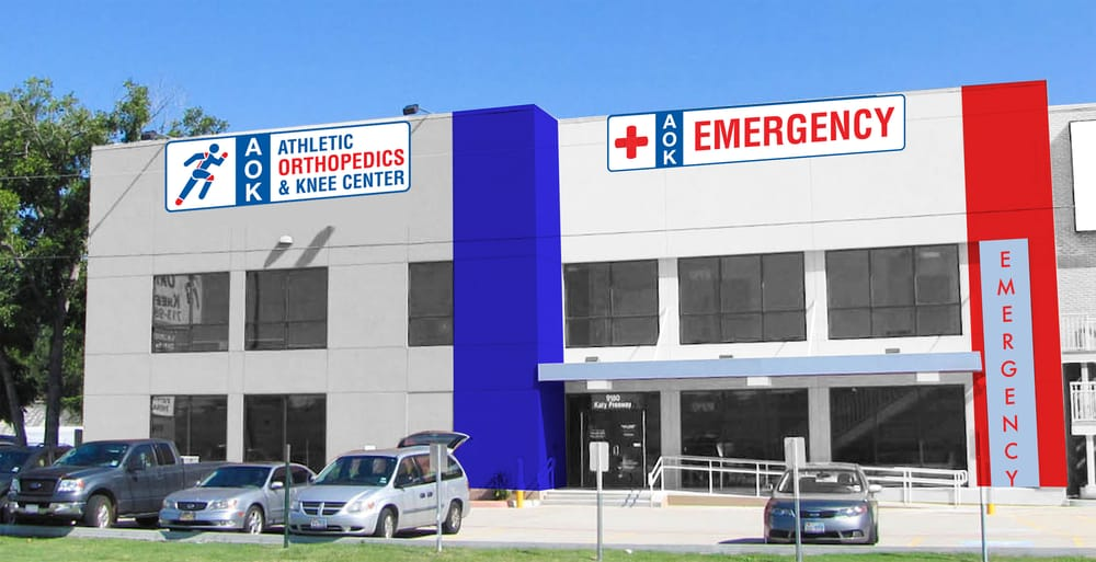 AOK Emergency Room is located in the AOK Medical Center at