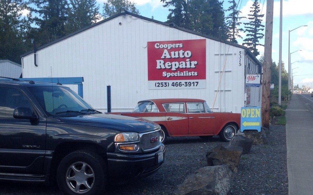 Coopers Auto Repair Specialists 17 Reviews Auto Repair