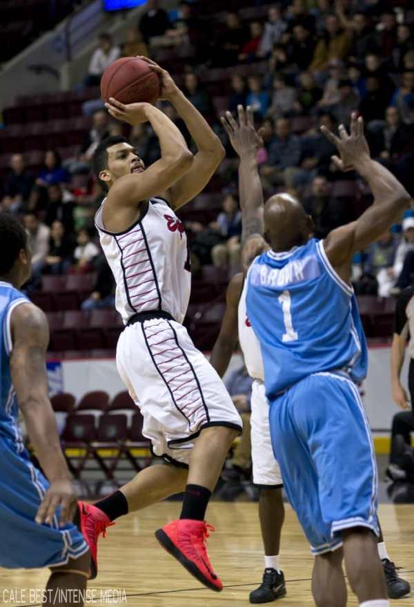 Windsor Express Professional Basketball Team