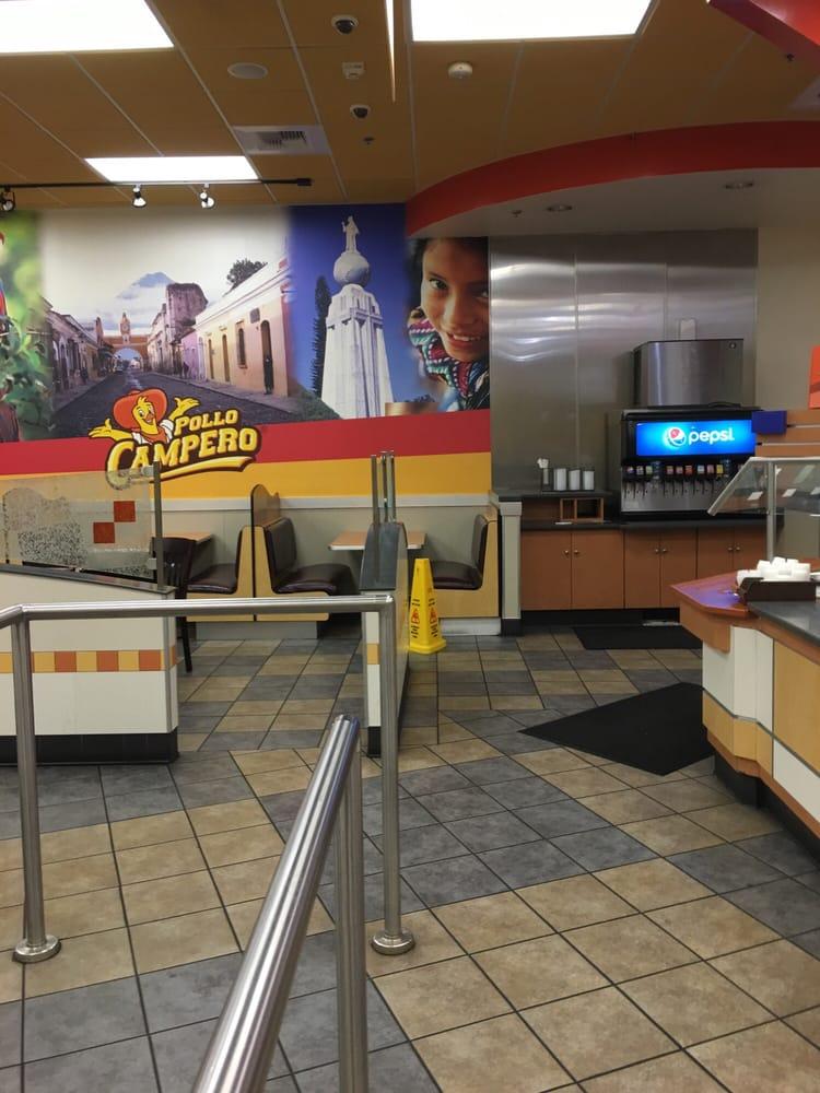 Fast Food Restaurants 90011
