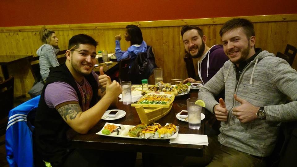 Sushi Restaurants Near 60654