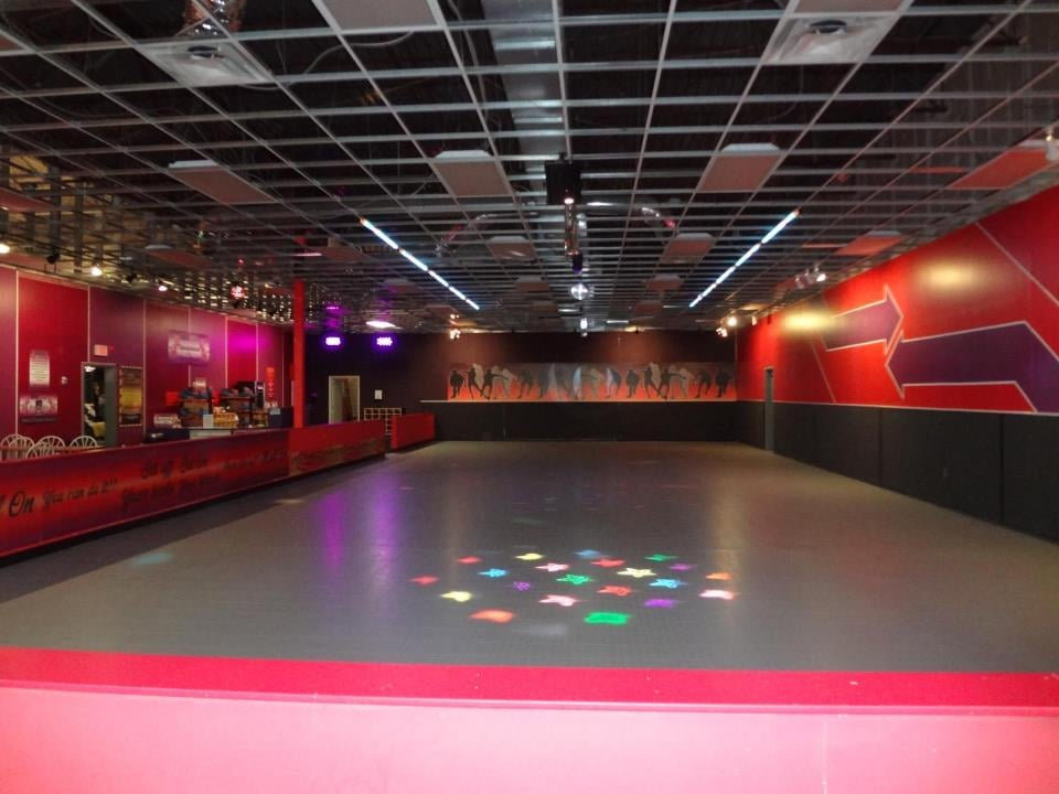 skatezone located in the
