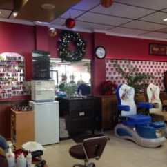 Top Rated Pedicure Chairs White Cross Back Dining City Nail - Salons 916 N W Ave, Jackson, Mi Phone Number Services Yelp