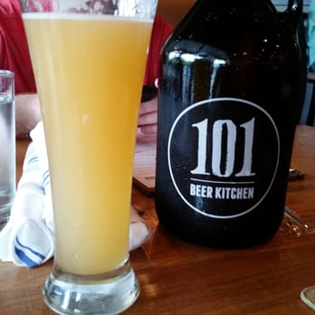 101 Beer Kitchen Good Rotating Selection Dublin United