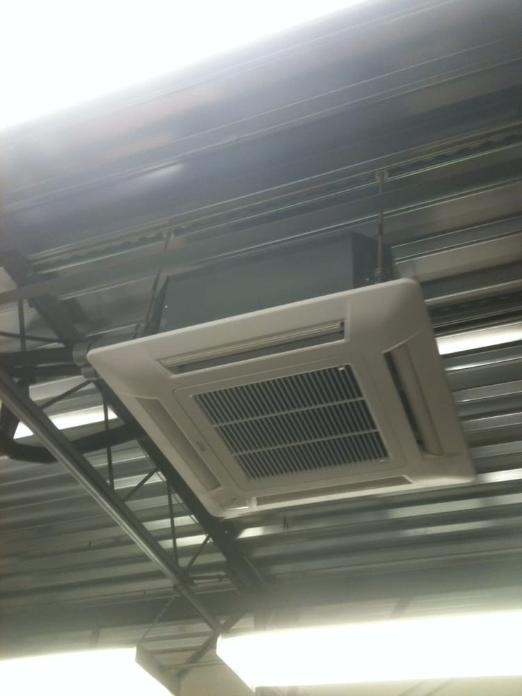 New Central Ac System