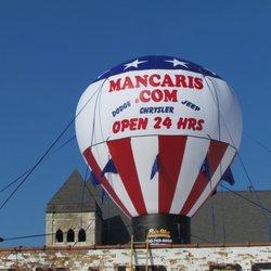 big sky balloons searchlights