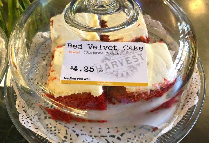 Red Velvet Yelp