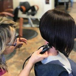 cuts and color salon
