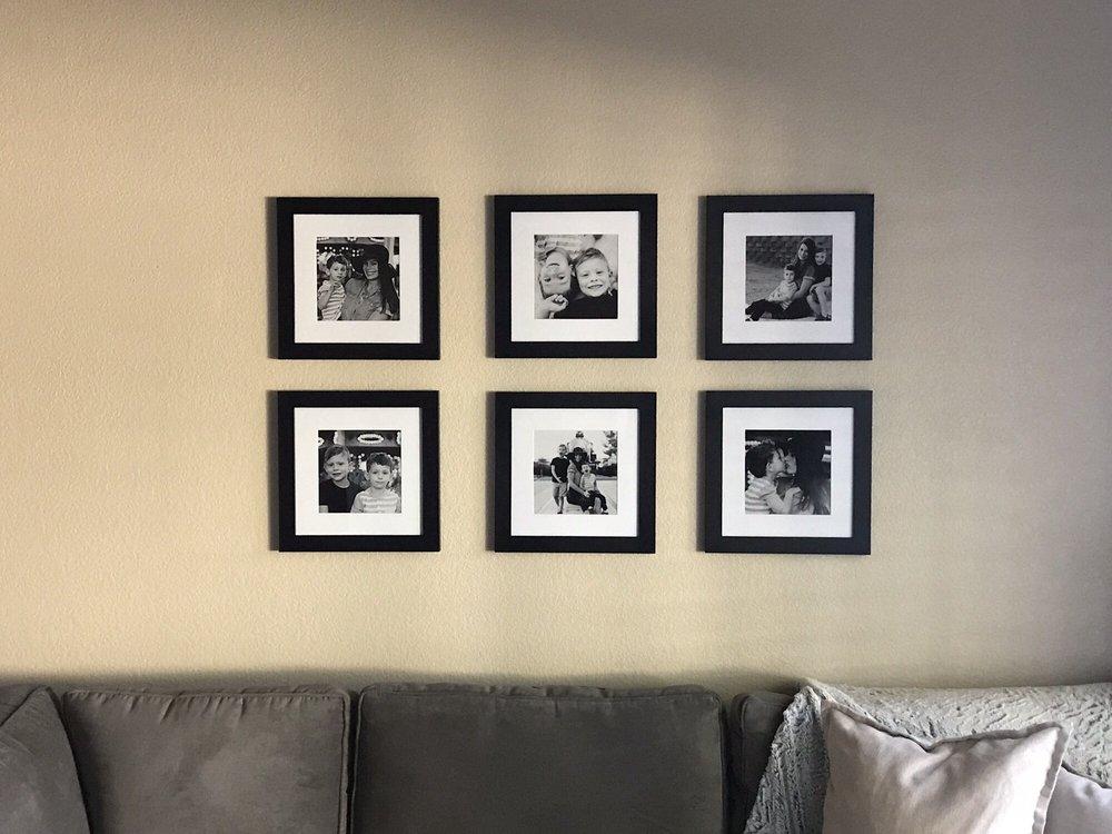 8x8 photos in a