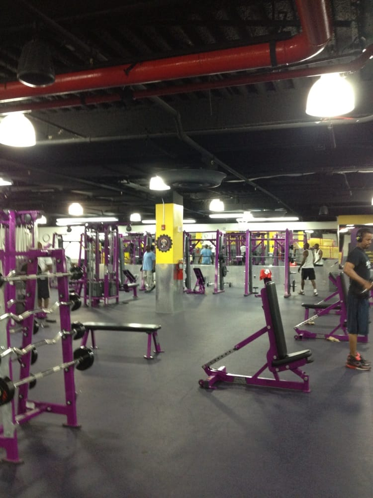 Planet Fitness In Manhattan : planet, fitness, manhattan, Planet, Fitness, Harlem, Workout