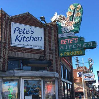 Pete Kitchen Denver United States Exterior